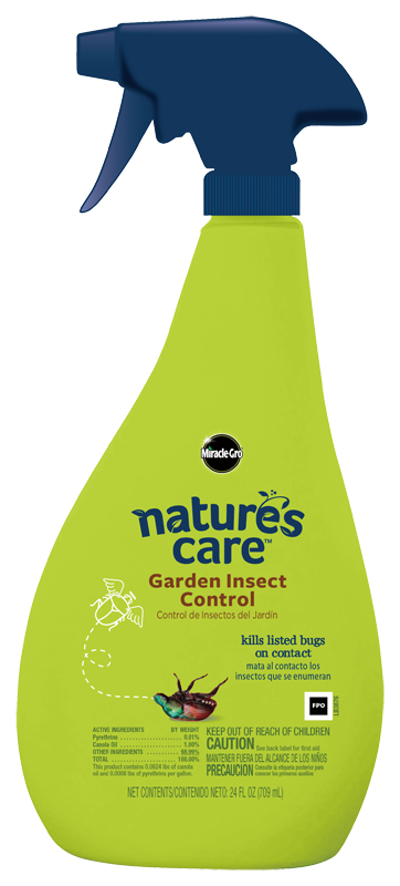 Nature's Care Garden Insect Control - Garden Insect Control