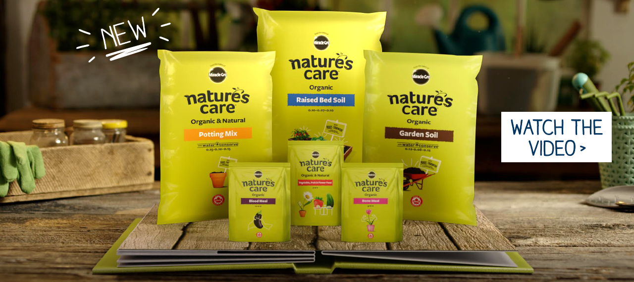 Nature's Care Organic & Natural Video