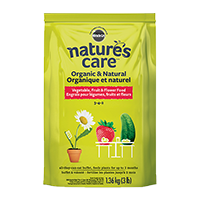 Nature's Care Feed Organic & Natural