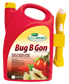 5L bottle of Scotts Ecosense Bug B Gone Insecticidal Soap