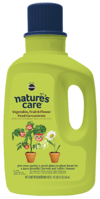 Nature's Care® Vegetable, Fruit & Flower Food Concentrate (NEW)